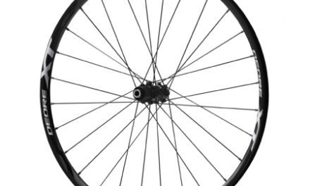 "Shimano XT baghjul – 27,5"" XC Trail WH-M8020 med 142 x 12mm E-Thru aksel – Tubeless"