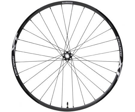 "Shimano XT forhjul – 27,5"" Trail WH-M8020-B med 110 x 15mm E-Thru aksel – Tubeless"