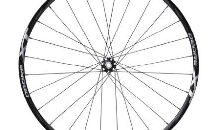 "Shimano XT forhjul – 27,5"" XC MTB WH-M8000-B med 110 x 15mm E-Thru aksel – Tubeless"