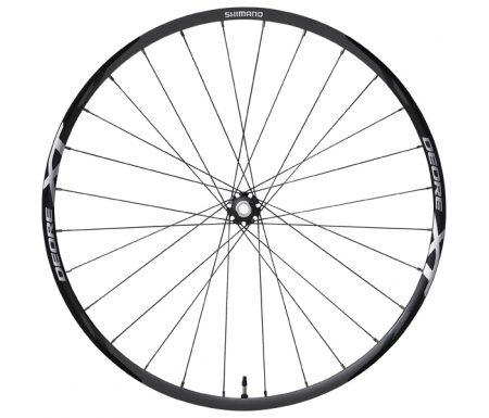 "Shimano XT forhjul – 27,5"" XC MTB WH-M8000 med 100 x 15mm E-Thru aksel – Tubeless"