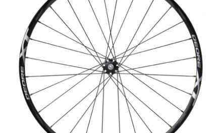 "Shimano XT forhjul – 27,5"" XC MTB WH-M8000 med almindelig 100mm QR aksel – Tubeless"