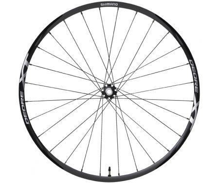 "Shimano XT forhjul – 29"" XC MTB WH-M8000-B med 110 x 15mm E-Thru aksel – Tubeless"