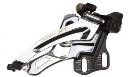 Shimano XT – Forskifter FD-M8000 – 3 x 11 gear E-type