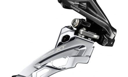 Shimano XT – Forskifter FD-M8000 – 3 x 11 gear High clamp med bånd – 28,6-34,9mm