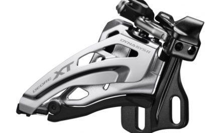 Shimano XT – Forskifter FD-M8020 – 2 x 11 gear E-Type