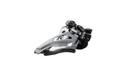 Shimano XT – Forskifter FD-M8020 – 2 x 11 gear med Low clamp spændebånd – 28,6-34,9mm