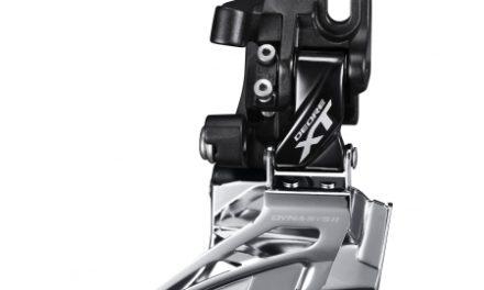 Shimano XT – Forskifter FD-M8025 – 2 x 11 gear til direkte montering