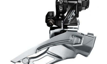 Shimano XT – Forskifter FD-T8000-H-3 – til sadelrørs montering – 63-66