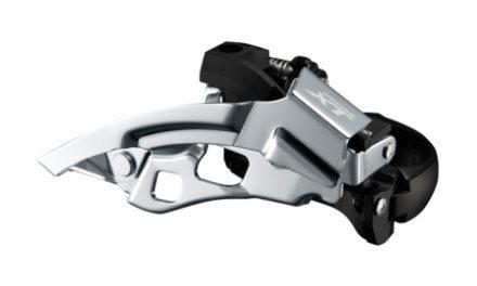 Shimano XT – Forskifter FD-T8000-L-3 – til sadelrørs montering – 63-66