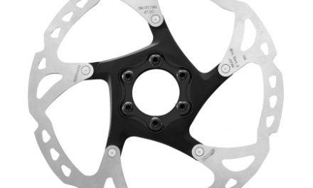 Shimano XT – Rotor for skivebremser 180mm 6 bolt