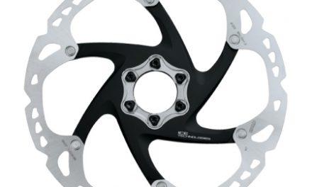 Shimano XT – Rotor  til skivebremser 203mm til 6 bolt montering