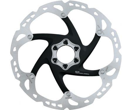 Shimano XT – Rotor til skivebremser 160mm til 6 bolt montering
