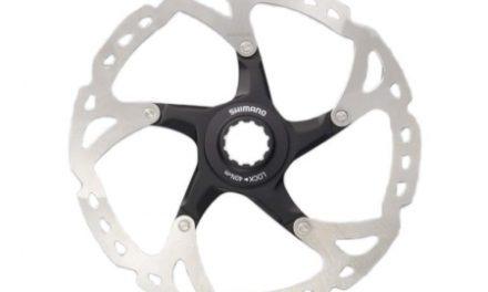 Shimano XT – Rotor til skivebremser 203mm til centerl ock
