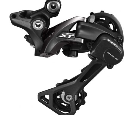 Shimano XT Shadow RD+ Bagskifter RD-M8000-GS – 11 gear Sort
