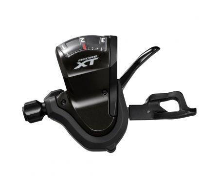 Shimano XT – Skiftegreb Trekking Venstre – Dobbelt/Triple