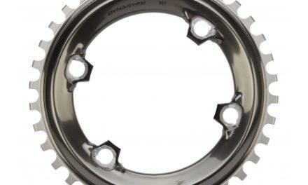 Shimano XTR – 36 tands klinge – FC-M9000/FC-M9020 med gear spacer