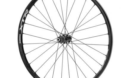 """Shimano XTR baghjul – 27,5"""" XC MTB WH-M9000 med 142 x 12mm E-Thru aksel  – Tubeless"""
