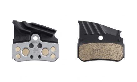 Shimano XTR – Bremseklodser model N04C Metal til BR-M9120