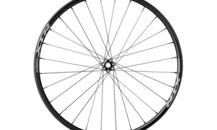 "Shimano XTR forhjul – 29"" TU MTB WH-M9000 med 100 x15mm E-Thru aksel – Lukkede ringe"