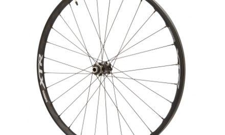 "Shimano XTR forhjul – 29"" XC Trail MTB WH-M9020 med 100 x 15mm E-Thru aksel – Tubeless"