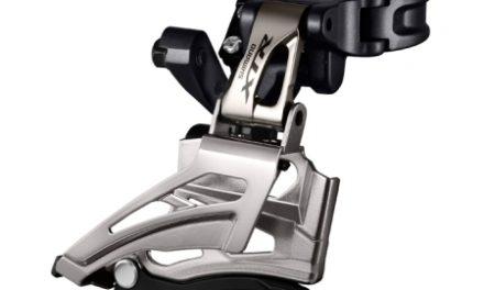 Shimano XTR – Forskifter FD-M9025-HTX6 – 2 x 11 gear med klampe – Down Swing