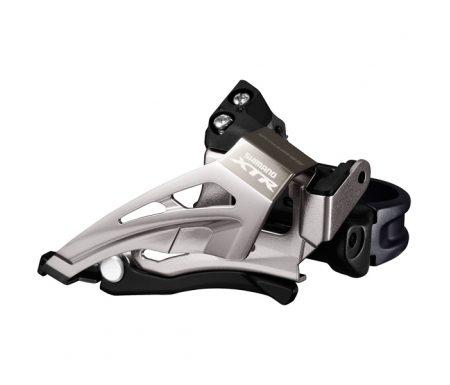 Shimano XTR – Forskifter FD-M9025-LX6 – 2 x 11 gear med klampe – Top Swing