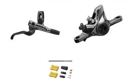 Shimano XTR M9100 – Hydraulisk bremsesæt – Bag/Højre