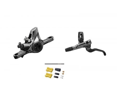 Shimano XTR M9100 – Hydraulisk bremsesæt – For/venstre