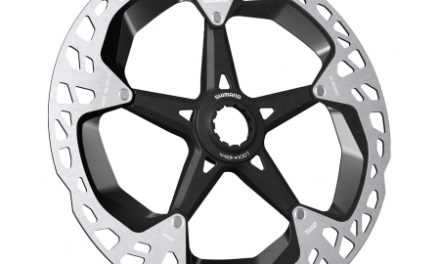Shimano XTR – Rotor til skivebremser – 203mm CL til center lock