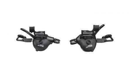 Shimano XTR – Skiftegreb sæt I-Spec II – 2/3 x 11 gear – Inklusiv kabler