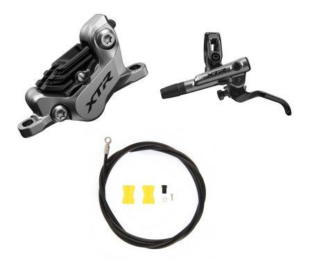 Shimano XTR Trail M9120-PNA – Hydraulisk bremsesæt – For/venstre – Metal klodser