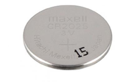 Sigma – Batteri til bremselygte – CR1025