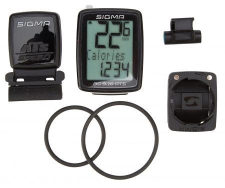 Sigma BC 9.16 ATS – Trådløs cykelcomputer