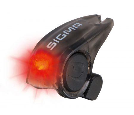 Sigma – Bremselygte – Ekstra cykellygte til montering på bagbremsen