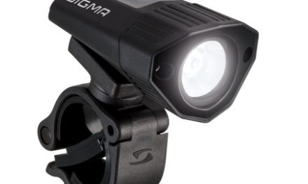 Sigma Buster 100 – Power forlygte – 120 Lumen – USB opladelig