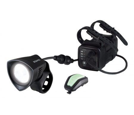Sigma Buster 2000 – MTB forlygte – 2000 Lumen – Trådløs fjernbetjening