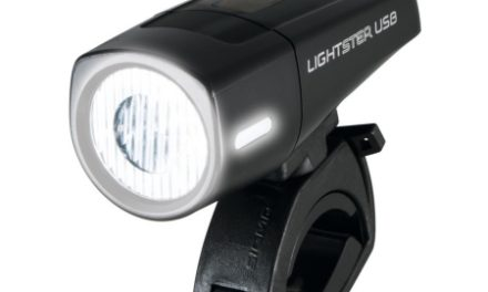Sigma Lightster cykellygte – 32 LUX forlygte – USB opladelig