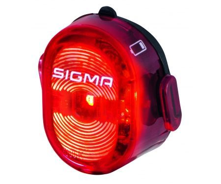 Sigma Nugget II Flash – Baglygte