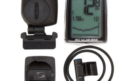 Sigma Sport BC 14.16 STS – Trådløs cykelcomputer med højdemåler
