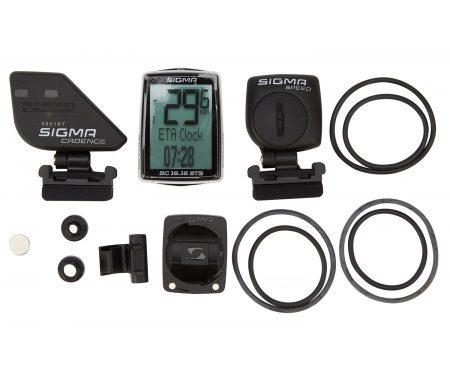 Sigma Sport BC 16.16 STS – Trådløs cykelcomputer med kadence