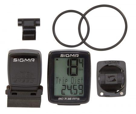 Sigma Sport – BC 7.16 ATS – Trådløs Cykelcomputer