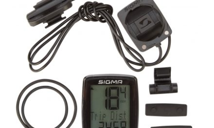 Sigma Sport – BC 7.16 – Cykelcomputer med ledning