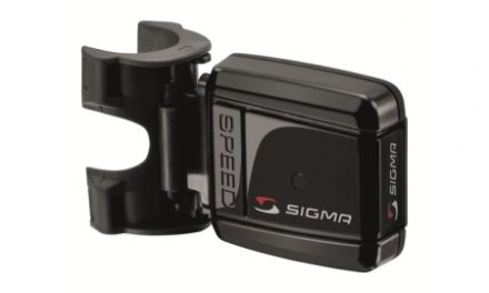 Sigma Sport hastighedssenor – STS – Topline 2012