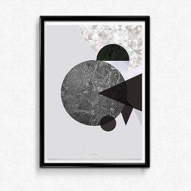 Martin Moore Silver Sunday – 50 x 70 fra Martin Moore