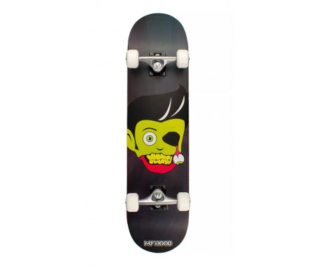 Skateboard My Hood – Sort Drop eye