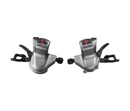 Skiftegreb sæt Shimano Deore 3 x 10 gear