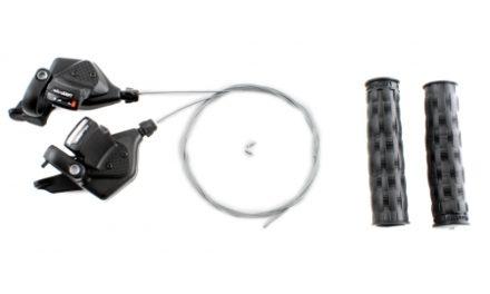 Skiftegrebssæt Microshift til 3 x 8 gear