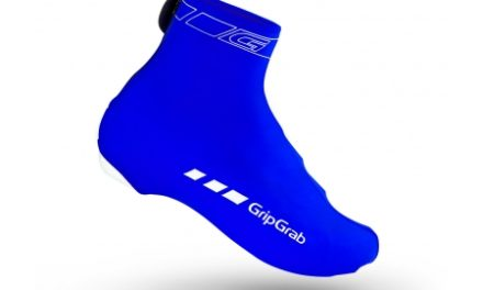 Skoovertræk GripGrab RaceAero blå onesize