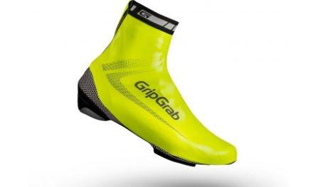 Skoovertræk GripGrab RaceAqua Hi-Vis Neongul