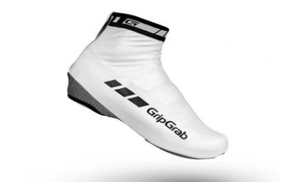 Skoovertræk GripGrab RaceAqua hvid